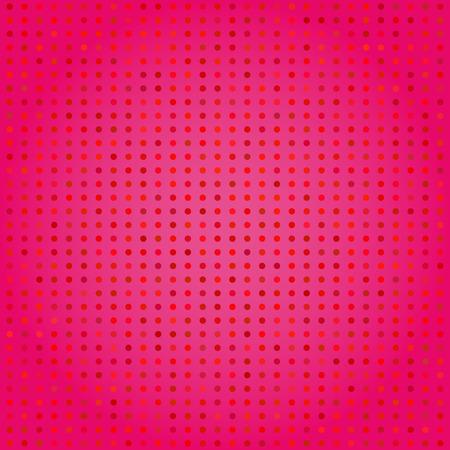 Illustration pour beautiful background with dots. colored point. Stock vector - image libre de droit