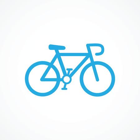 Illustration pour Bicycle icon - image libre de droit