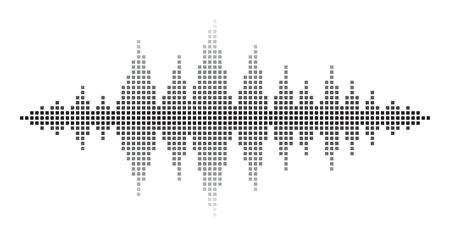 Ilustración de Sound Waves - Imagen libre de derechos