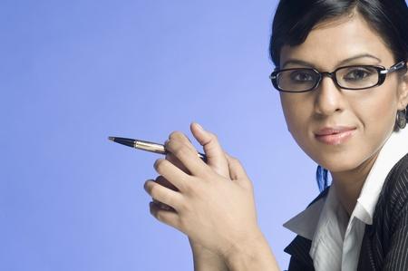 Foto de Portrait of a businesswoman - Imagen libre de derechos