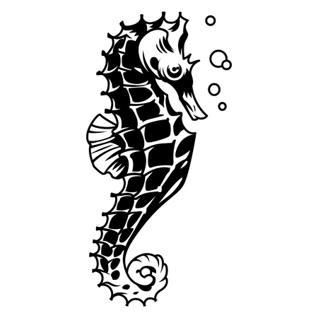 Illustration pour Vintage sea anchor concept in monochrome style isolated vector illustration - image libre de droit