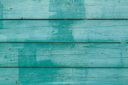 Photo for old painted wooden planks - Royalty Free Image
