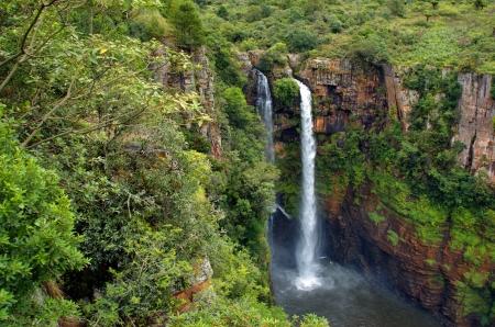 Mac Mac waterfall, Blyde river area, Sabie, South Africa