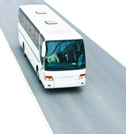 blank white coach