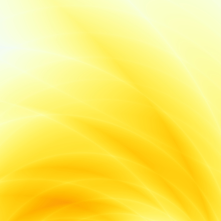 Foto de Image abstract yellow web page light illustration - Imagen libre de derechos