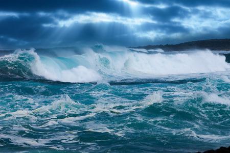 Foto de Ocean Wave - Imagen libre de derechos