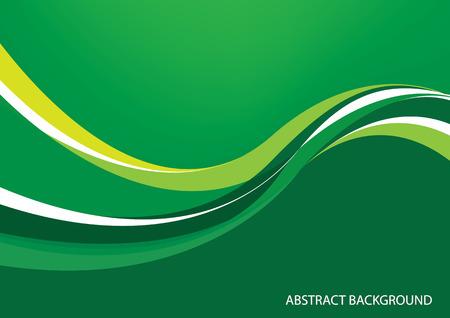 Foto de Green abstract background - Imagen libre de derechos