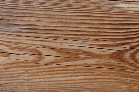 Photo for Old unvarnished wooden board - Royalty Free Image