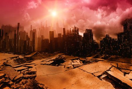 Photo pour Earthquake - image libre de droit