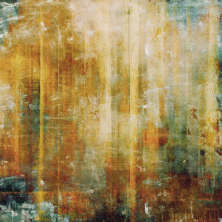 Photo pour Designed grunge texture or background. With different color patterns: yellow (beige); brown; gray; green; cyan - image libre de droit