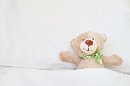Photo pour Cute teddy bear. - image libre de droit