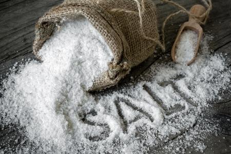 Photo pour Salt - image libre de droit