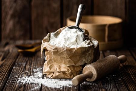 Foto de flour - Imagen libre de derechos