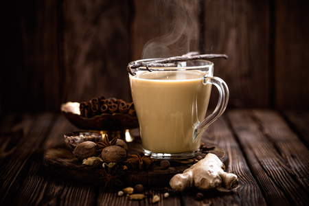 Photo for masala chai tea - Royalty Free Image