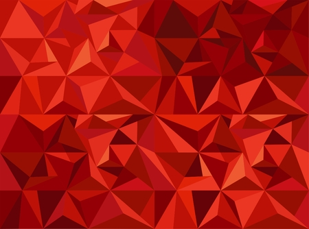 Ilustración de Geometric Digital Abstract Background - Imagen libre de derechos