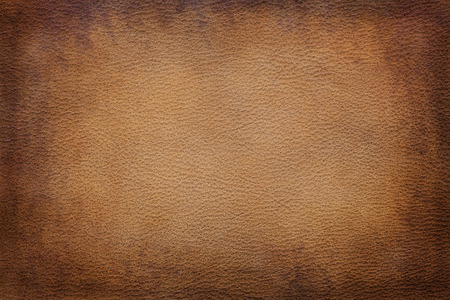 Photo pour Old vintage brown leather texture closeup can be used as background - image libre de droit