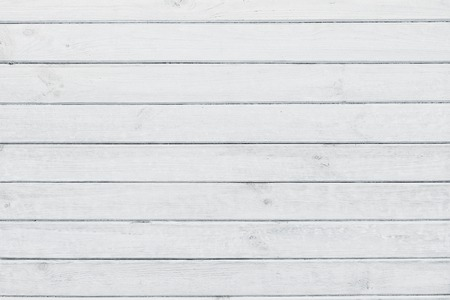 Photo for White washed wooden planks, wood texture - Royalty Free Image