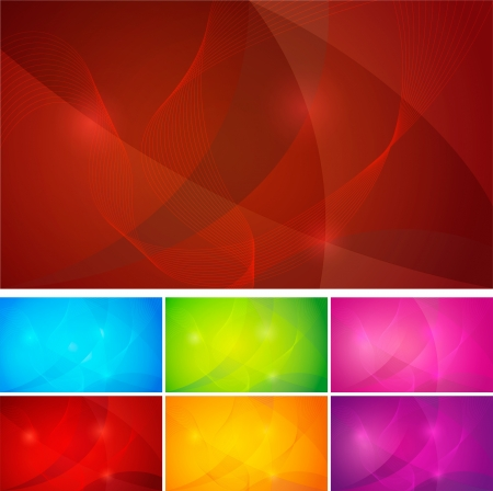Photo pour Abstract backgrounds series  wallpaper   Each background separately on different layers   - image libre de droit
