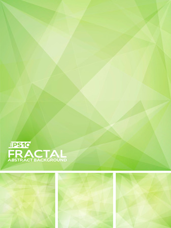 Photo for Fractal Abstract Background - Royalty Free Image