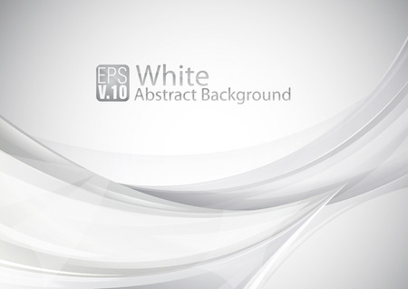 Illustration pour Clean abstract background - image libre de droit