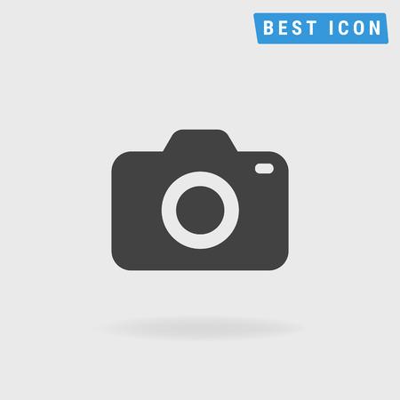 Ilustración de Camera Icon. - Imagen libre de derechos