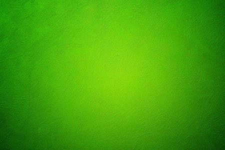 green cement wall