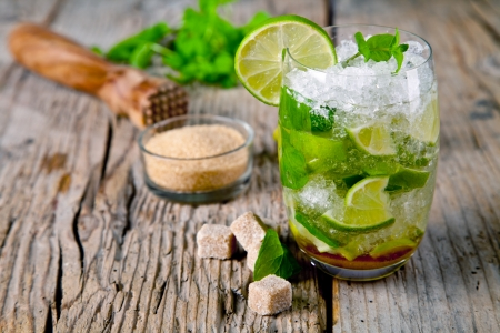 Photo for Fresh mojito drink - Royalty Free Image