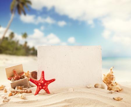 Foto de Summer beach - Imagen libre de derechos