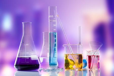 Foto de Laboratory glass - Imagen libre de derechos