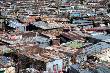Foto de Soweto town - Imagen libre de derechos