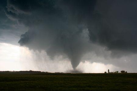 An F2 Long Track Tornado in South Dakota