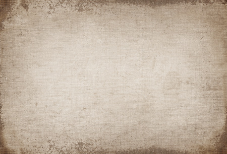 Photo for Vintage background, old canvas texture - Royalty Free Image