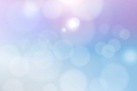 Foto de Romantic and sweet beautiful abstract illustration blurred with bokeh background - Imagen libre de derechos