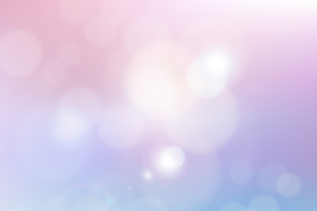 Foto de Romantic and sweet beautiful abstract illustration blurred with bokeh background - Imagen libre de derechos