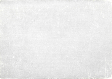 Photo pour Abstract white canvas texture, vintage book cover background - image libre de droit