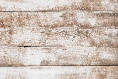 Photo pour Vintage white wood background - Old weathered wooden plank painted in white color. - image libre de droit