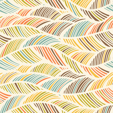 Illustration pour Seamles Fabric Abstract Pattern. Best for Wallcovering, Textile, Fabric, Wallpaper, Wrapping Paper. - image libre de droit