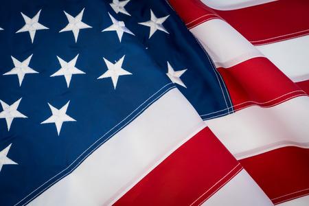 Foto de American flag - Imagen libre de derechos