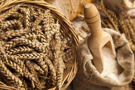 Baking goods, bread