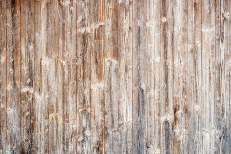 Photo pour closeup of an brown wooden textured background with many scratches and worn varnish - image libre de droit