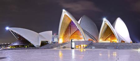 Foto per Sydney Opera House at night - Immagine Royalty Free