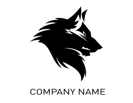 Ilustración de Wolf design - Imagen libre de derechos