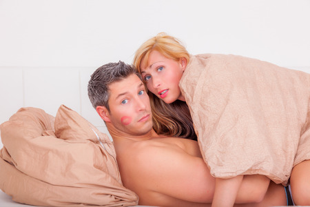 Photo for Couple while having sexual activities - Royalty Free Image