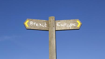 Photo pour Brexit - image libre de droit