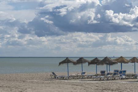 Foto de Costa del Sol in Spain - Imagen libre de derechos