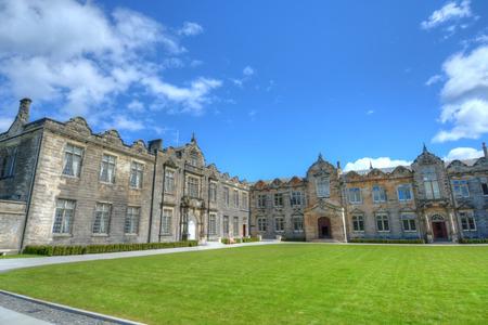 Foto de University of St. Andrews in St. Andrews, Scotland. - Imagen libre de derechos