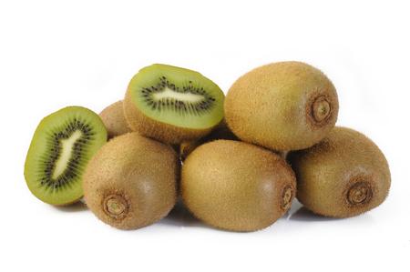 Photo for Kiwi fruit sliced - Royalty Free Image