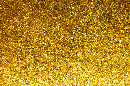 Photo for Abstract gold glitter background - Royalty Free Image
