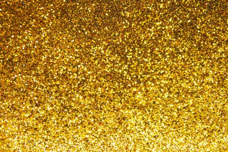 Photo pour Abstract gold glitter background - image libre de droit