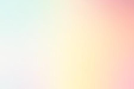 Photo pour Pastel Multi Color Gradient Vector Background,Simple form and blend of color spaces as contemporary background graphic. - image libre de droit